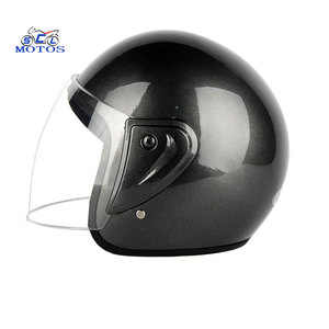 Chinese folding fast motor bike half face cover motorcycle helmet