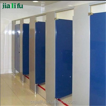 Commercial used bathroom office partitions with stall for Commercial bathroom partition doors