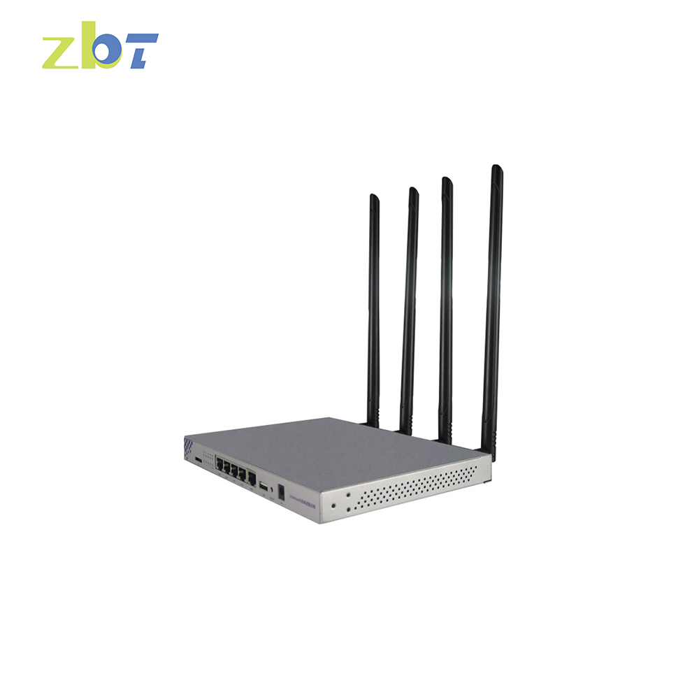 High quality Qualcomm 9531 1200 Mbps 802.11ac 2.4 ghz and 5 ghz openwrt WiFi router