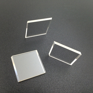 High precision optical element K9 glass window prisms