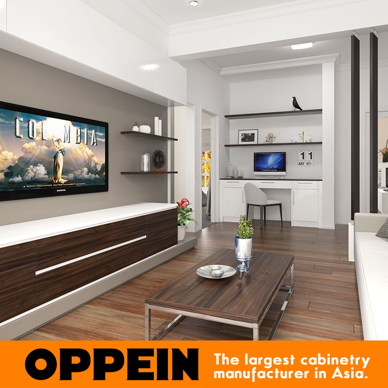 Modern Design Living Room Furniture Wooden Cabinets TV Stand
