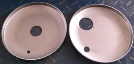 Elliptical dished head for pressure vessel flat dished seal head for boiler
