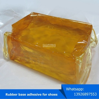 rubber based adhesives for shoes
