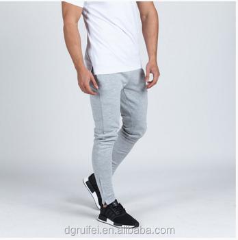 864fa30fca Pantalones de chándal de gimnasio estrecha pantalones venta al por mayor  los hombres camisetas