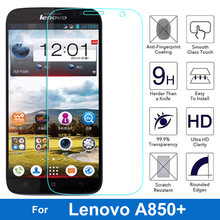 Original Tempered Glass Screen Protector For Lenovo LePhone A850 A850i A850+ A 850 Anti-explosion Proof Anti-shatter Glass Film
