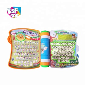 Initial two languages book children intelligent learning machine for sale