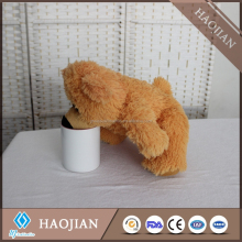 "13"" cuddle bears teddy bear plush toy bear with poly plush animal t-shirts"