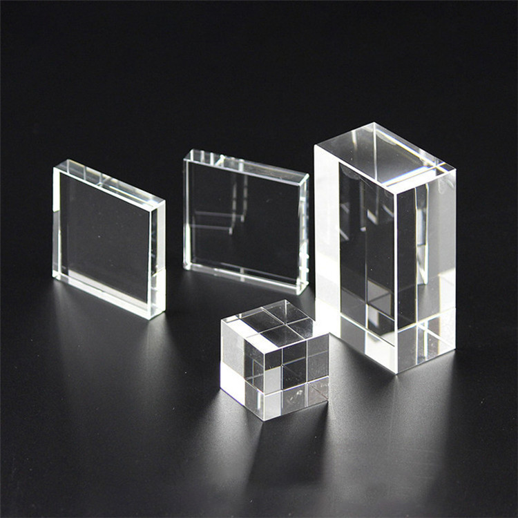 Attractive price new crystal 3D laser engraving logo