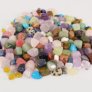 wholesale Natural Palm stones Tumbled stone Crystal Reiki Quartz Healing Chakra