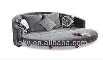 Flat Pack Round Sofa Bed