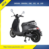 Europe Approval 1200W Electric Scooter 60V 44Ah Electric Moped Car With Pedals