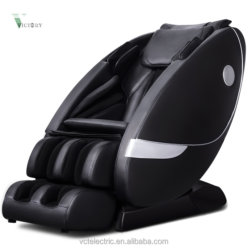 Enjoy family life L tracking massage Head Neck Back Shoulder Waist Buttock chair massage/full body massage chair 6d zero gravity