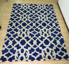 wool sculptured carpets and rugs, contemporary area rug, blue rug