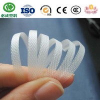 Export To USA New Material Transparent Polypropylene Plastic Packing Strap