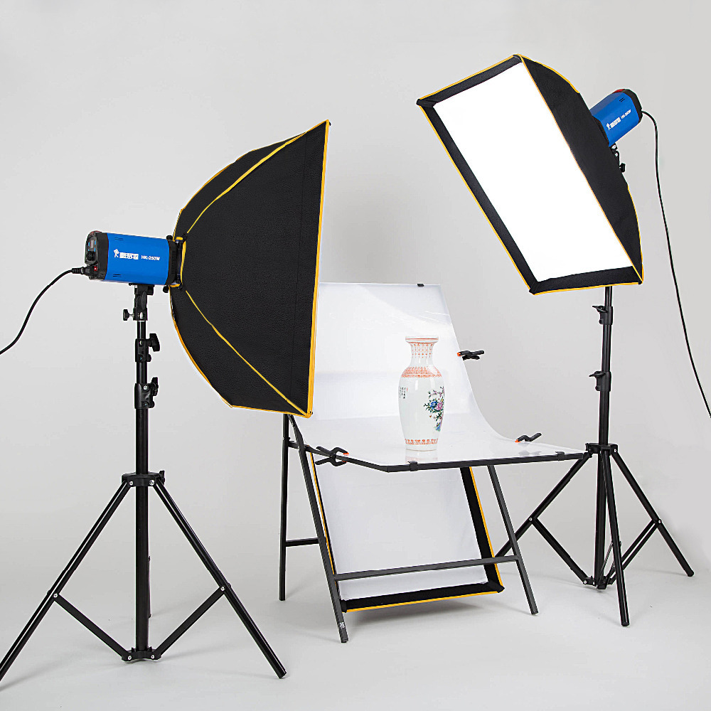 fabulous photography lighting kit pcs softbox pcs tripod pcs flash l& photo studio equipment set with photography lighting equipment for beginners & Photography Lighting Equipment For Beginners. A Standard Light Kit ...