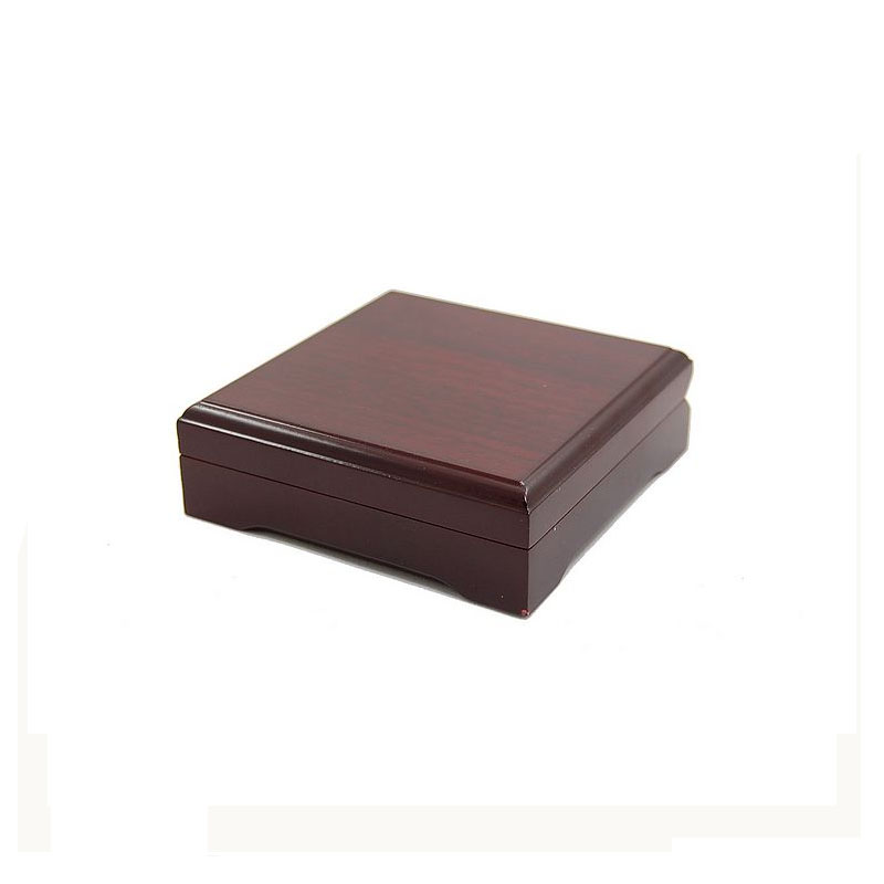 Wooden Display Box for Badges