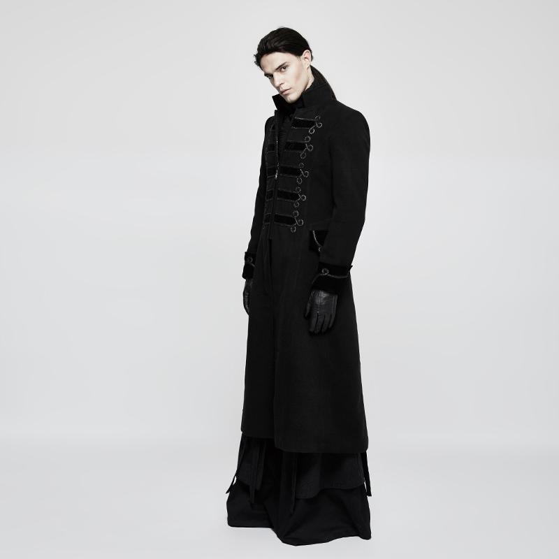 Y Longs Long Chinois Théâtre D'hiver Gothique Extra Manteaux long Buy Gothique 798 Laine Hommes Nouage En Manteau long m0Ny8nwvO