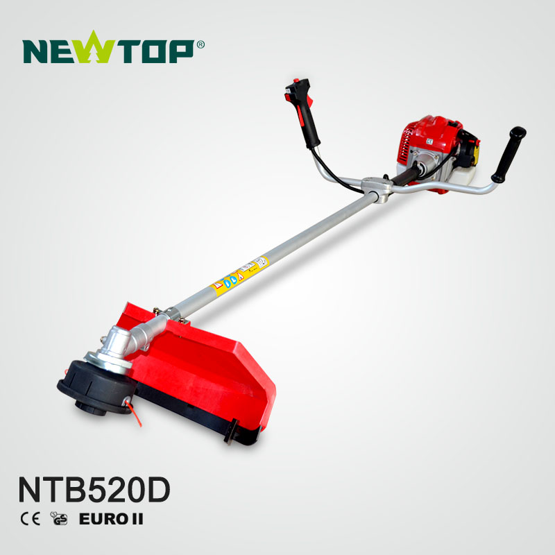 high quality 520 brush cutter gasoline grass trimmer price
