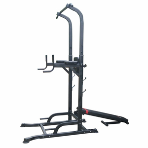MEDEKY dip station exercises pull up bar