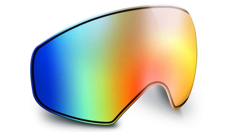 1de51fcf83 Bolle 50589 Replacement Lenses Control Duchess Sunglasses