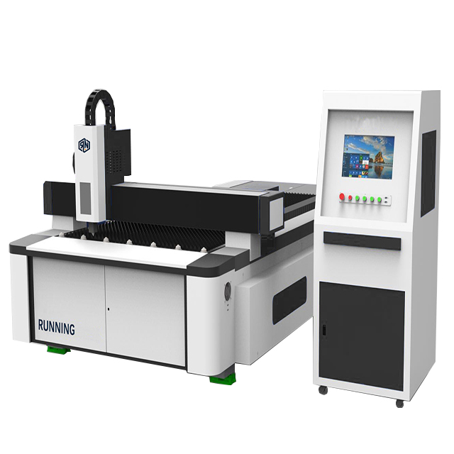 Big Promotion for Christmas 500W Fiber Laser Cutting Machine 1500*3000MM   Metal Cutter