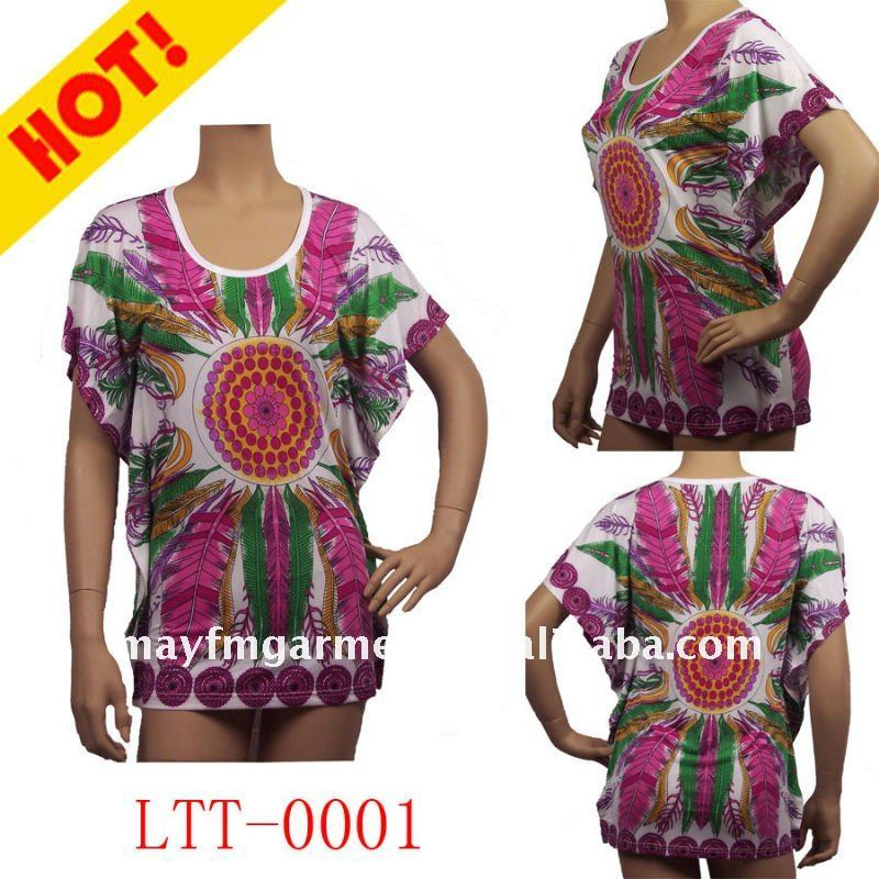 2012 HOT lady top
