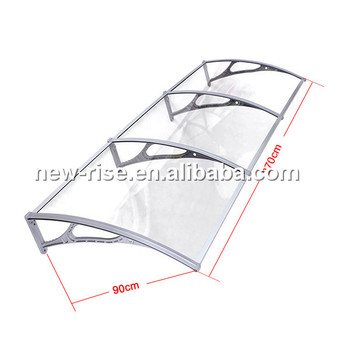 Extra Large Outdoor Garden Wall Mount Door Window Canopy Awning Rain Shelter Patio Exendable Cover Plastic  sc 1 st  Alibaba & Extra Large Outdoor Garden Wall Mount Door Window Canopy Awning ...