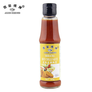 160 g Sriracha chili sauce hot pepper sauce from Deslyfoods