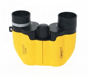 Chinese cheap 8x21 portable mini cute optical professional HD binoculars FOR kids toys and gifts