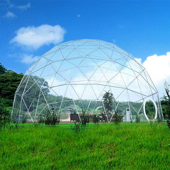 High quality transparent geodesic dome tent big dome tent price