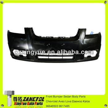 Car Auto Front Bumper Sedan Body Parts For Chevrolet Aveo Lova