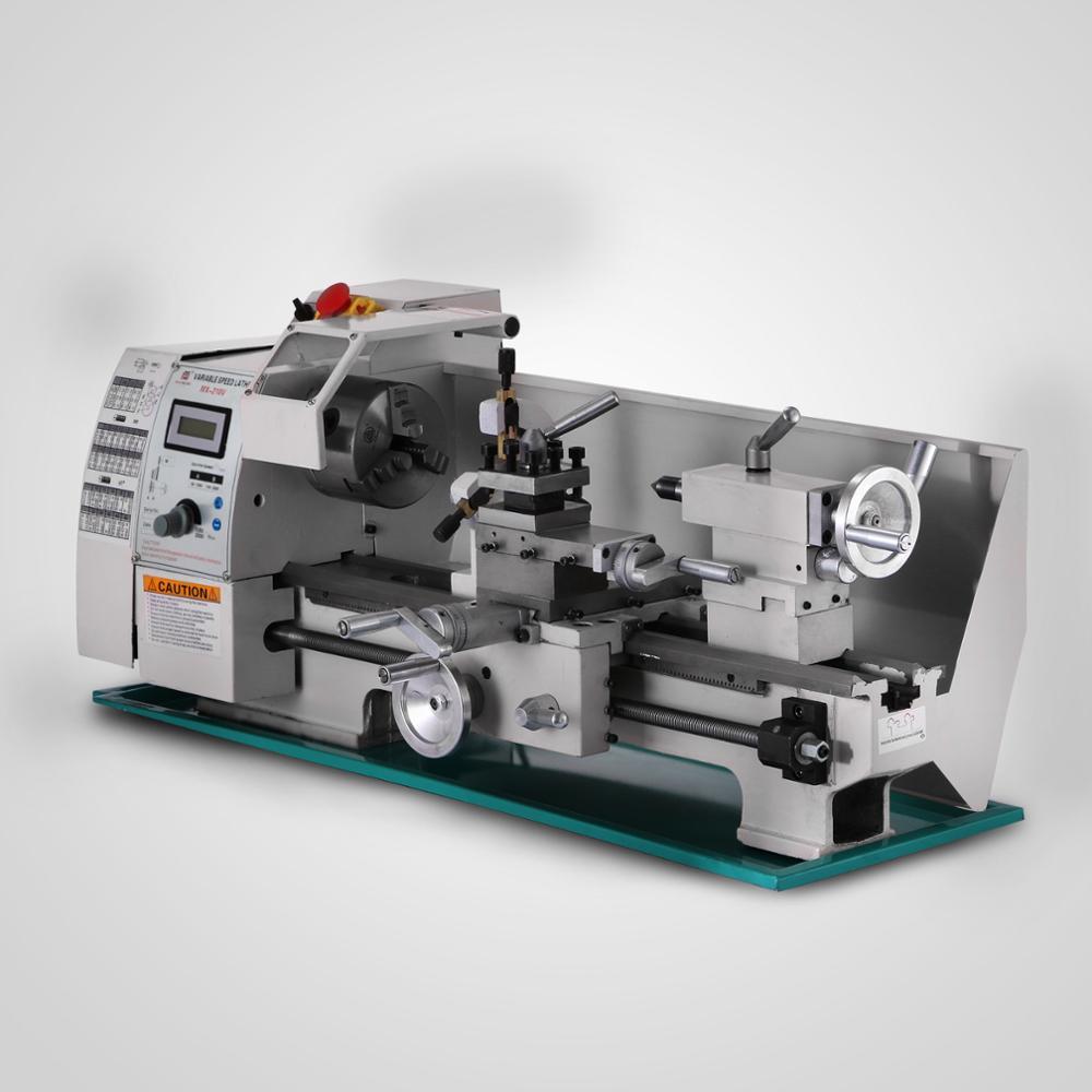 Mini CNC Lathe Machine Price Small Cutting Metal Lathe 750W