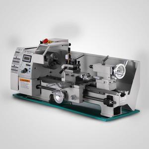 Mini CNC Lathe Machine Price Small Cutting Metal Lathe 750W