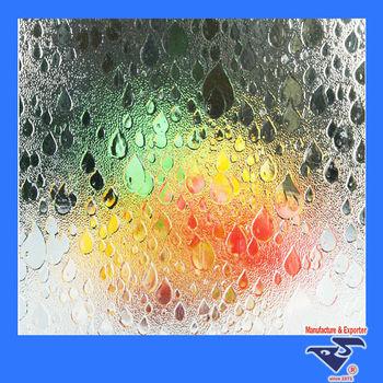 Für Bad Sicherheit Kunststoff Glas Duschabtrennung Polystyrol Ps Acryl  Strukturierte Platten