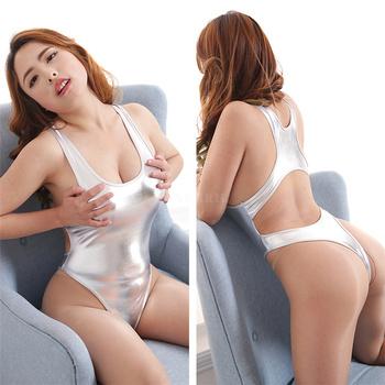 Fetish Slave Adult Sexy Bondage Lingerie Swimsuit T Back Sexy Female Straitjacket Bdsm Sex Toys