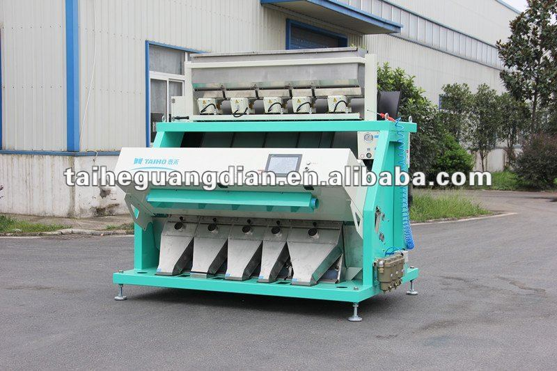 Pulse CCD Color Sort machine