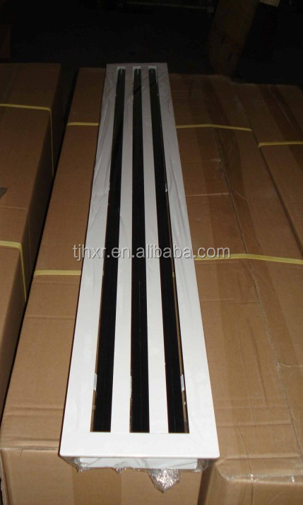 Curved Linear Diffuser : Air conditioning linear ceiling diffuser buy