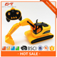 Hot selling 4channels radio control toy rc construction truck