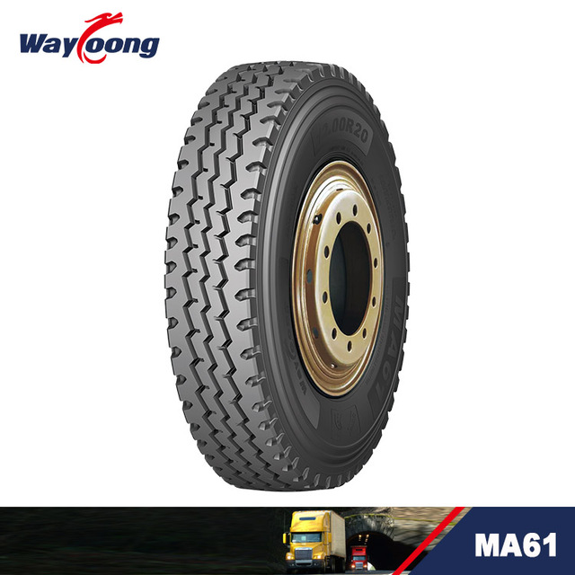wholesale heavy truck tires 12.00r24 1000-20 radial tire
