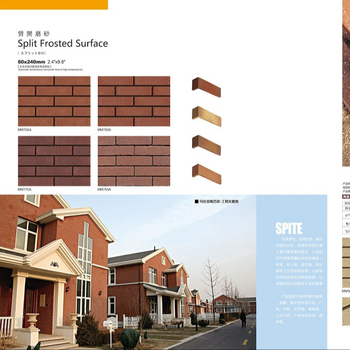 Italian House Designs Wholesale Exterior Wall Cladding Tile
