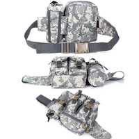 Hot Selling High Quality Military Style Men Waist Bag