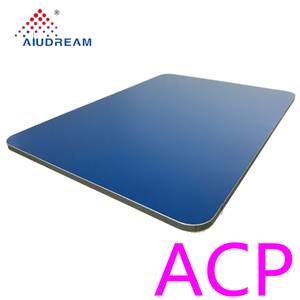 4MM Aludream Aluminum composite materials ACP bond