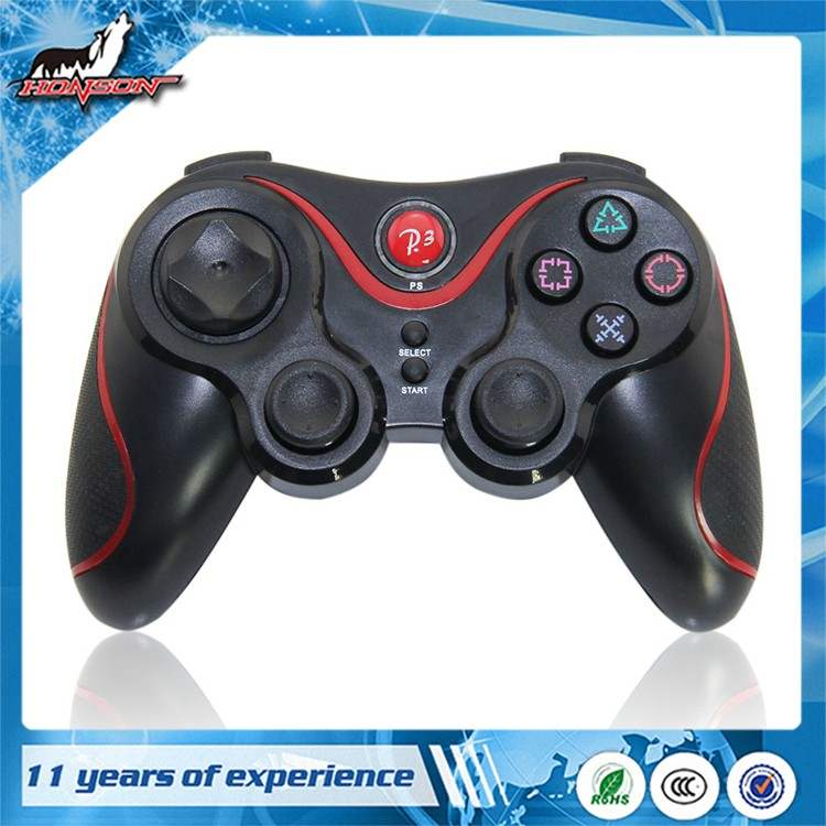 China Wholesale Market Agents Bluetooth Game Controller Wireless Joystick For PS3 CONSOLE