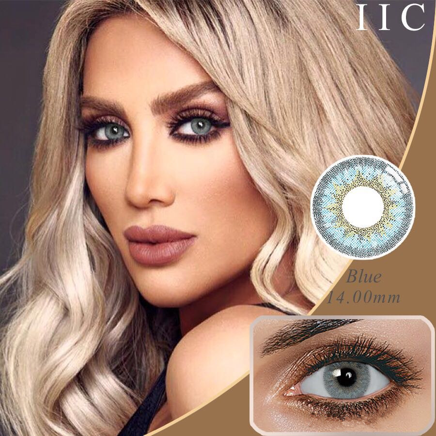 44a2fe42d833 Amazon Biofinity Toric Blue Best Price Color Contact Lenses Best Seller