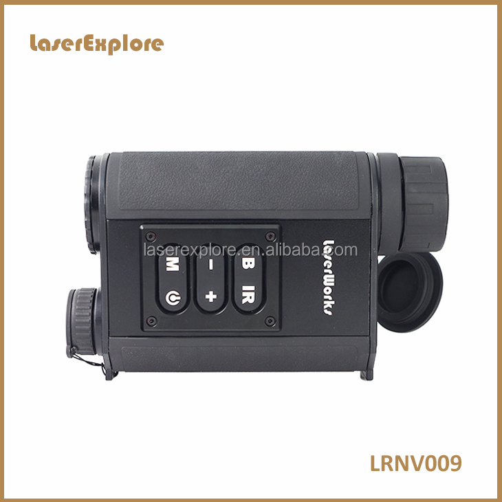 Monocular Infrared Night Vision Scope from LaserExplore