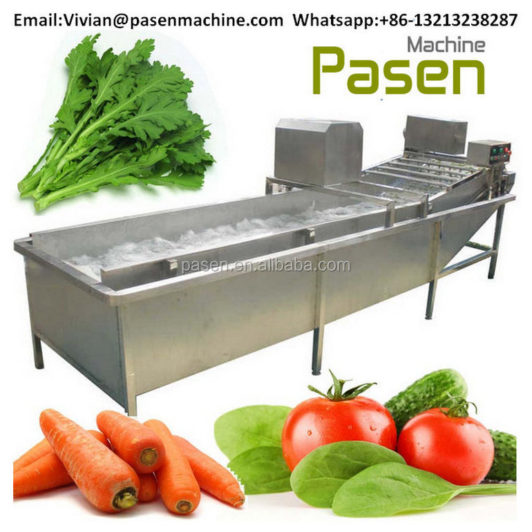 Factory Sale Vegetable Washing Machine/Salad Vegetable Processing Line for Lettuce/Potato/Carrot/Onion