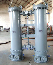 Customize vertical type carton steel shell and tube heat exchanger pressure drop
