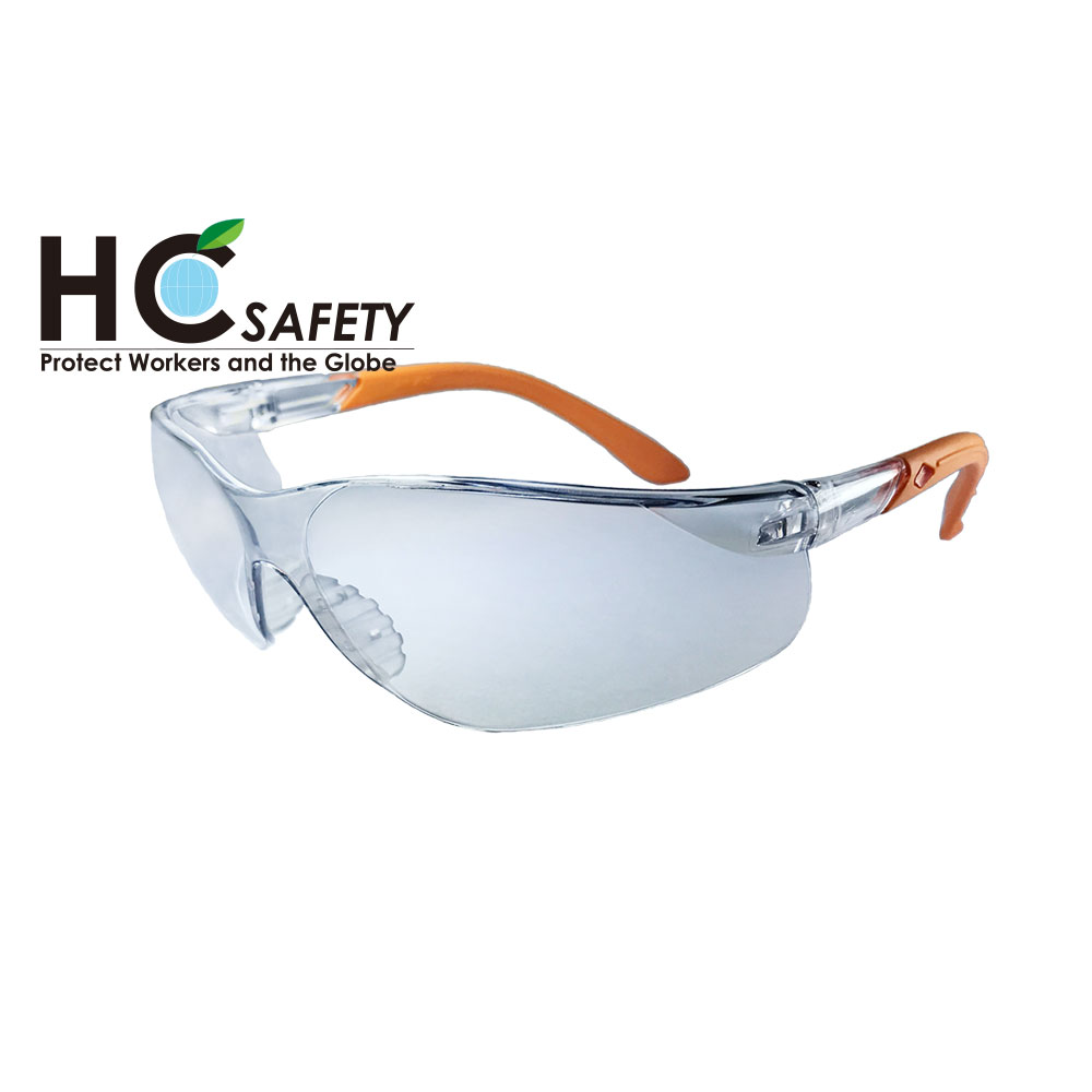 7808a0cc22 P9005Y Taiwan safety ppe manufacturer AS NZS 1337 ANSI Z87 safety glasses  in China