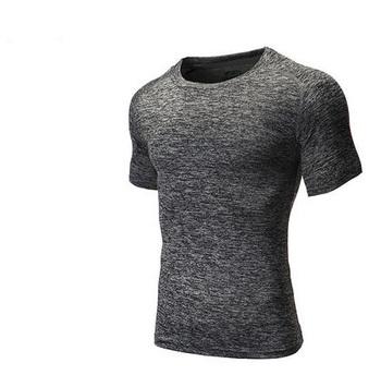 e3d239868 Venda quente 95 viscose 5 elastano macio mens ao ar livre t camisa dry fit  academia