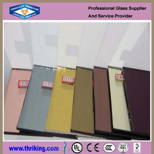 Thriking Glass 3mm polished aluminum mirror sheet, unbreakable mirror, mirror bathroom